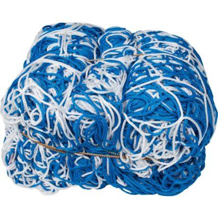 Siatka do piłki ręcznej NETEX PP/b 4 wymiary 3x2x1x1,2m biało-niebieska