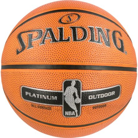 Piłka do koszykówki Spalding NBA Platinum Outdoor 2017