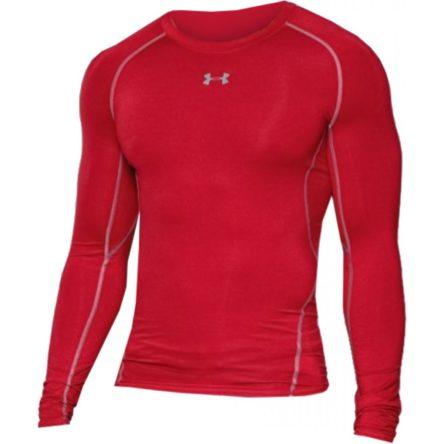 Koszulka termoaktywna Under Armour HeatGear Compression Longsleeve 1257471-600