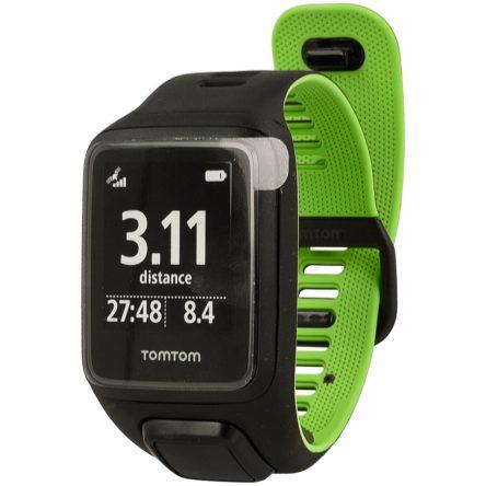 Zegarek TomTom Runner 3 Small czarno-zielony