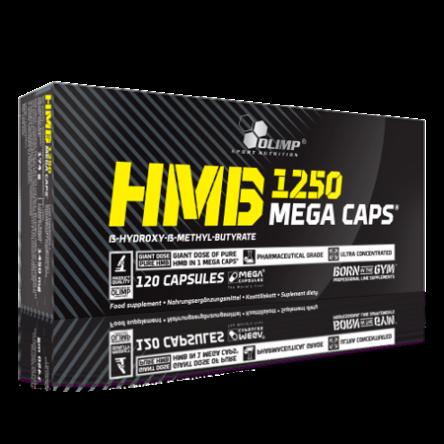 HMB MEGA CAPS 120KAPS