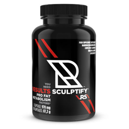 RESULTS SCUPLTIFY RS 90KAPS