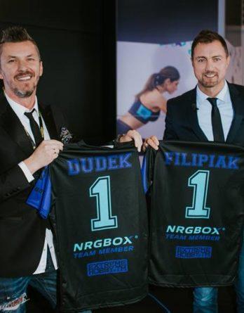 2. NRGBOX Twoja Przydomowa Siłownia - Poleca! - Jerzy Dudek & Leszek Filipiak