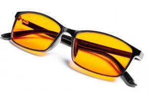 okulary z filtrem niebieskiego światła