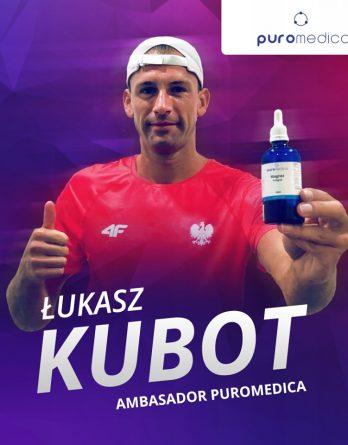 Puromedica - Poleca Łukasz Kubot