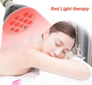 Terapia świateł czerwonym - fotobiomodulacja