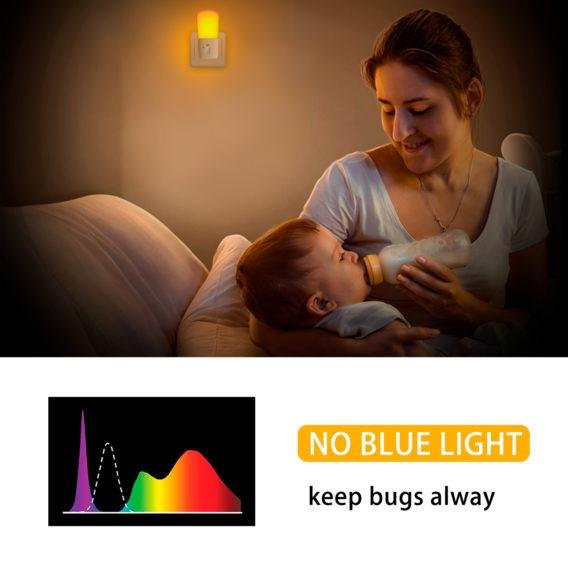 Soczewki blokujące niebieskie światło