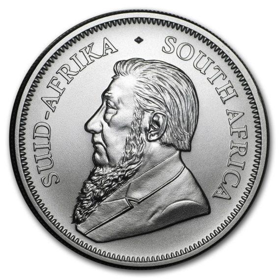 Moneta srebrna bulionowa